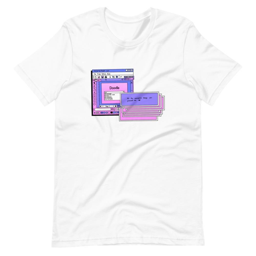 T-Shirt - MS Paint