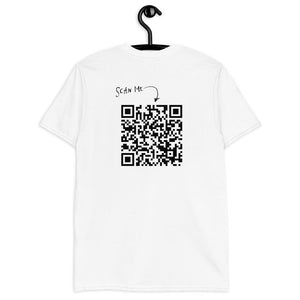 T-Shirt - Rick Roll QR Code T-Shirt