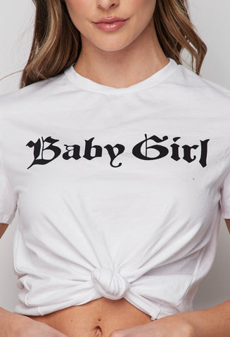 The Babygirl Crop