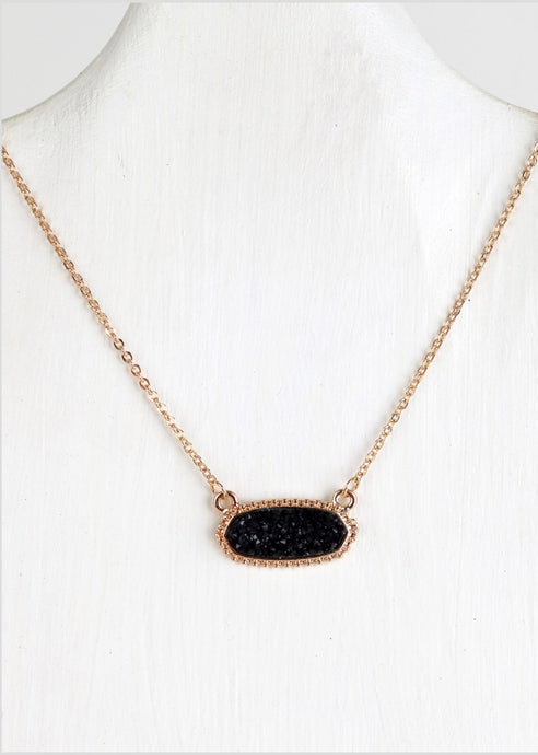 Black Inspired Necklace