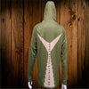 Tuna Tail Hooded Performance Shirt