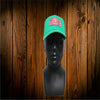 Custom Green Snap Back