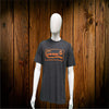 Orange Logo Short Sleeve T-Shirt