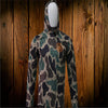 OctoCamo Hooded Performance Fishing Shirt
