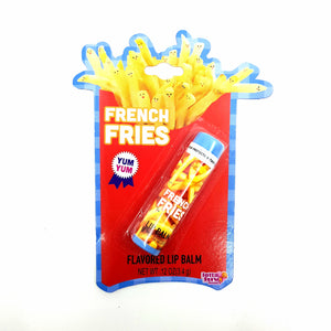 French Fries Lip Balm
