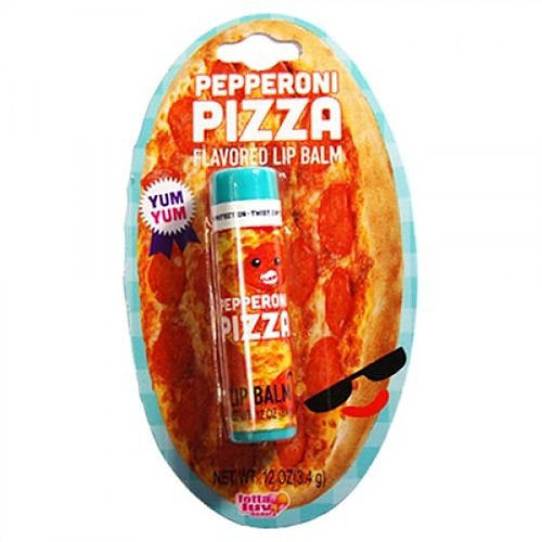 Pizza Lip Balm