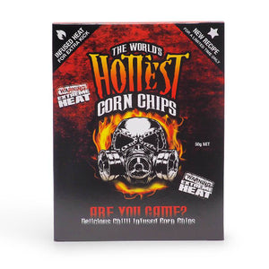 World's Hottest Corn Chips