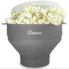 Salbree Microwave Popcorn Popper - Gray