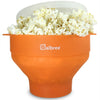 Salbree Microwave Popcorn Popper - Orange