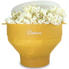 Salbree Microwave Popcorn Popper - Yellow