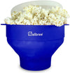 Salbree Microwave Popcorn Popper - Blue