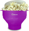 Salbree Microwave Popcorn Popper - Purple - salbree.com