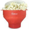 Salbree Microwave Popcorn Popper - Red