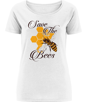 Save the Bees // Damen T-Shirt