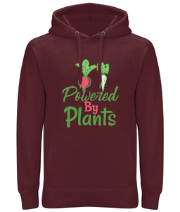 Powered by Plants // Unisex Hoody