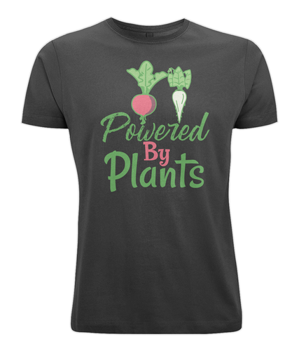 Powerd by Plants // Unisex T-Shirt