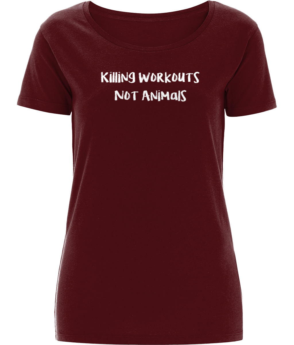 Killing Workouts // Damen T-Shirt