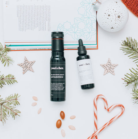 Argan oil Christmas Gift