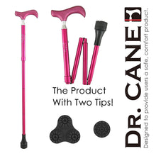 [DR. CANE] All-Terrain Adjustable Telescopic Cane w/ Cushioning System