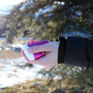 [Human Creations] EnergyFlux Ellipse Rechargeable Wrap-Around Hand Warmer