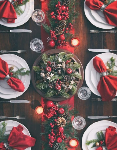 The Best Christmas Table Setting Ideas