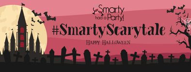 #SmartyScarytale - #Halloween blog post #4 - Mummy Oreo Pops