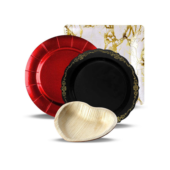 Disposable Dinner Party Plates