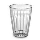 12 oz Fluted Plastic Glass Party Tumblers from Smarty Had A Party