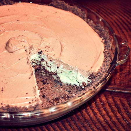 no-bake-french-silk-thin-mint-ice-cream-pie-recipe