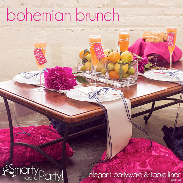 Bohemian Brunch | www.SmartyHadAParty.com