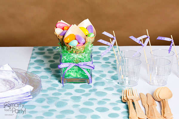 DIY Easter Candy Centerpiece | Smarty Had A Party