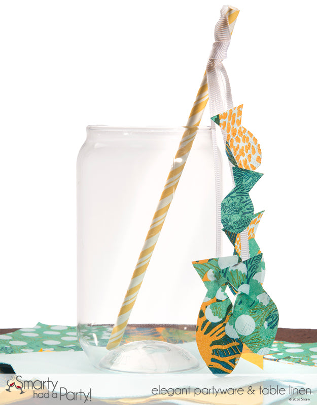 DIY Father's Day Inspiration - Fishing Pole Straw in Drink | www.SmartyHadAParty.com