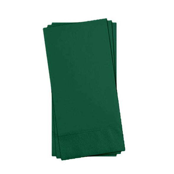 Hunter Green Paper Dinner Napkins