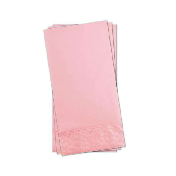 Baby Pink Paper Dinner Napkins