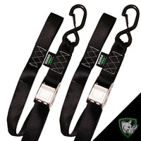 Cambuckle Tie-Down Straps (Set)