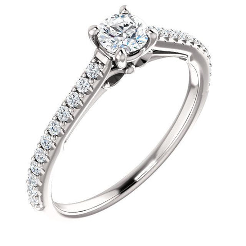 Ring - London diamond Engagement Ring