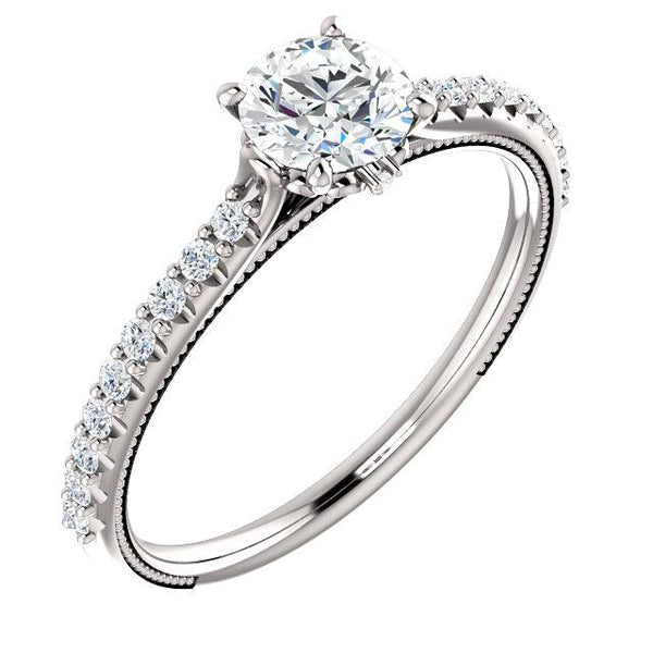 Ring - Paris diamond Engagement Ring