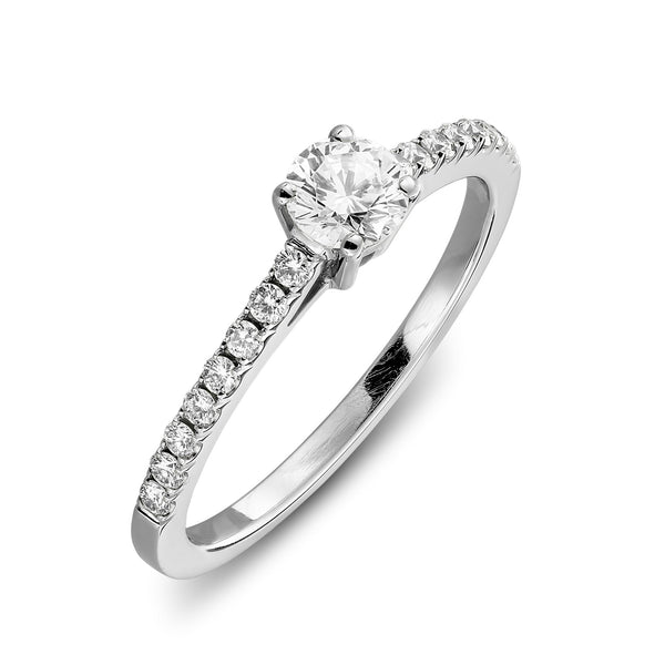 Rome diamond ring