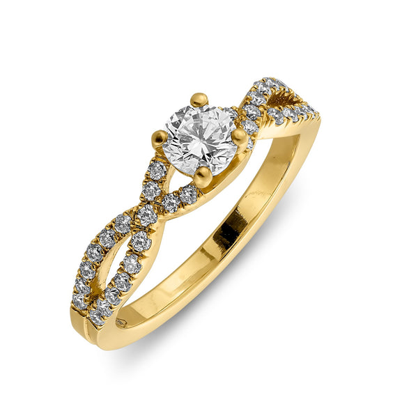 Saint Petersburg engagement ring