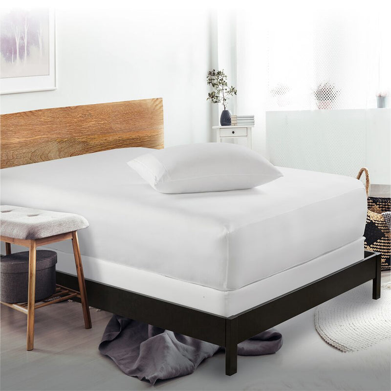 Priceless Cotton Terry Mattress Protector