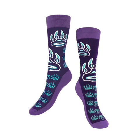 art socks wolf spirit william cooper colorful socks perfect gift unique gift