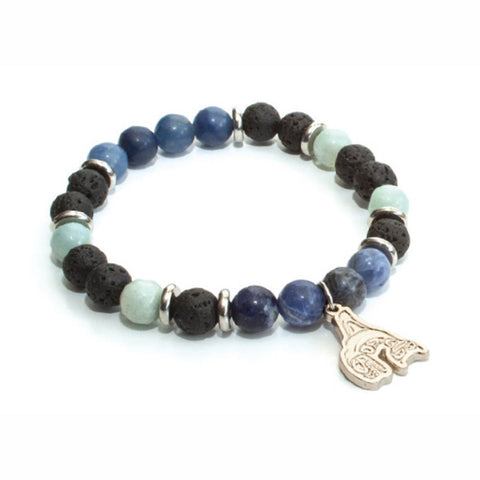 Healing Bracelet - Whale by Paul Windsor