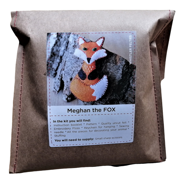 DIY Kit - Meghan the Fox by Mama Bear