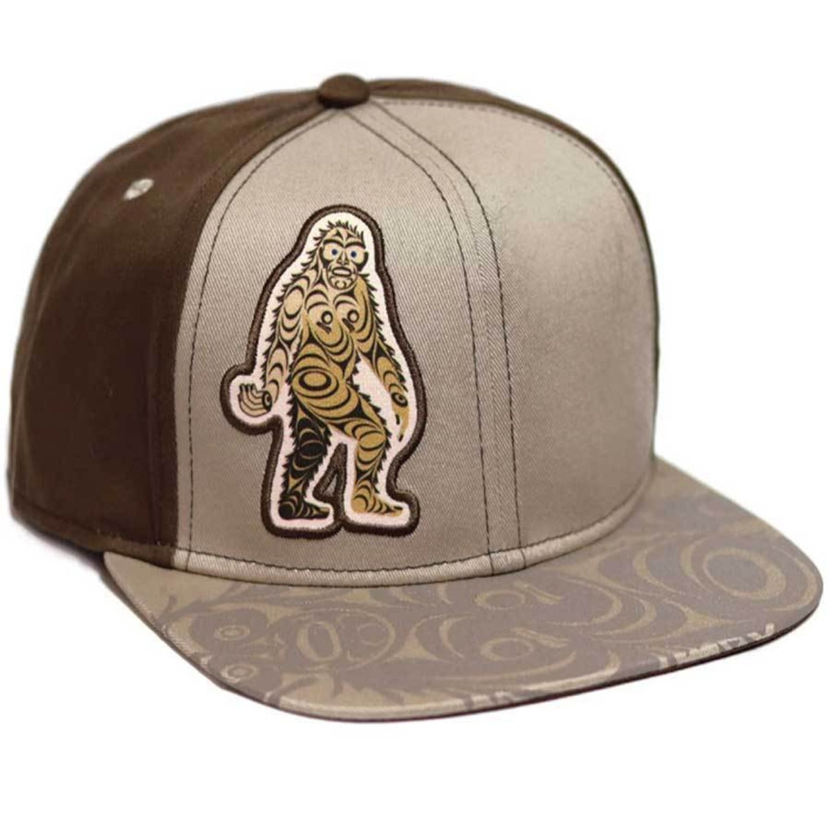 Snap Back Hat Sasquatch Francis Horne Sr. big foot