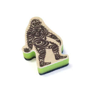 sponge sasquatch big foot perfect gift unique gift