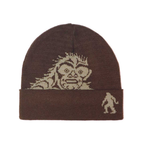 Tuque Sasquatch Francis Horne Sr big foot