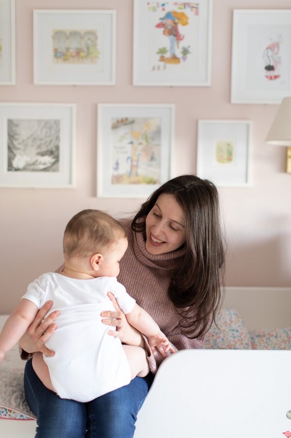 A Mama on a Mission to End 'Babyfood Panic': A Conversation with Miriam Cooper of Mimi's Bowl