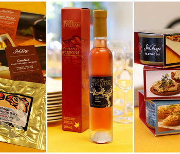 Pairing Suggestions: Icewine with SeaChange Smoked Salmon and Pâté