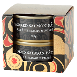 2 Pack of Smoked Salmon Pâtés