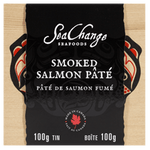 Cedar Box of Smoked Salmon Pâté